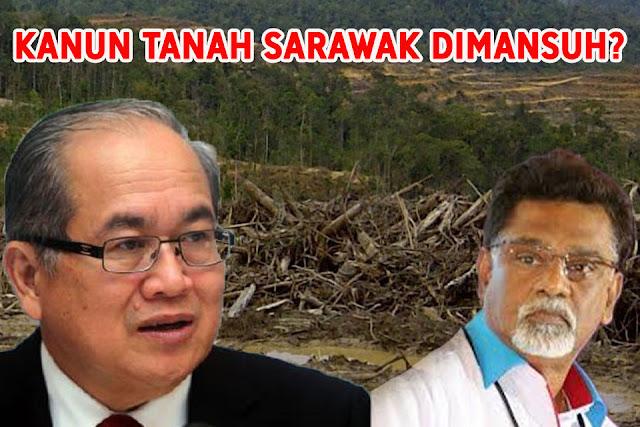 Rakyat Sarawak Bidas Xavier Jayakumar Mahu Campuri Urusan Dalaman Kerajaan Negeri Sarawak