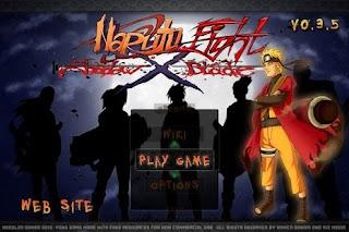 Kumpulan Game Android Naruto Senki Mod Apk Terbaru Terbaik