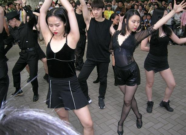ジャズダンス2