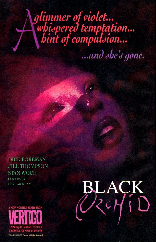 Black Orchid #1 - 22 + Annual – GetComics
