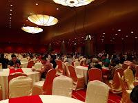 Dinner hotel grand mercure