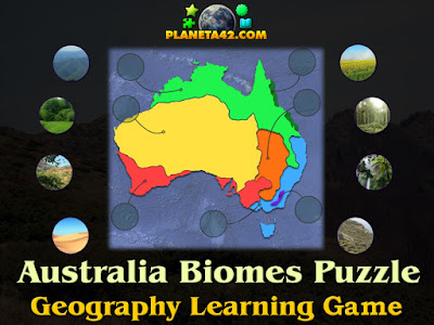 Australia Biomes