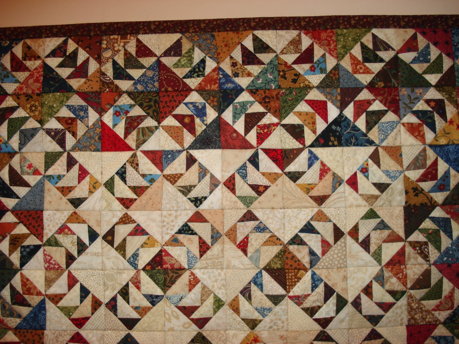 Miniature Quilts And More Peaceful Piecing
