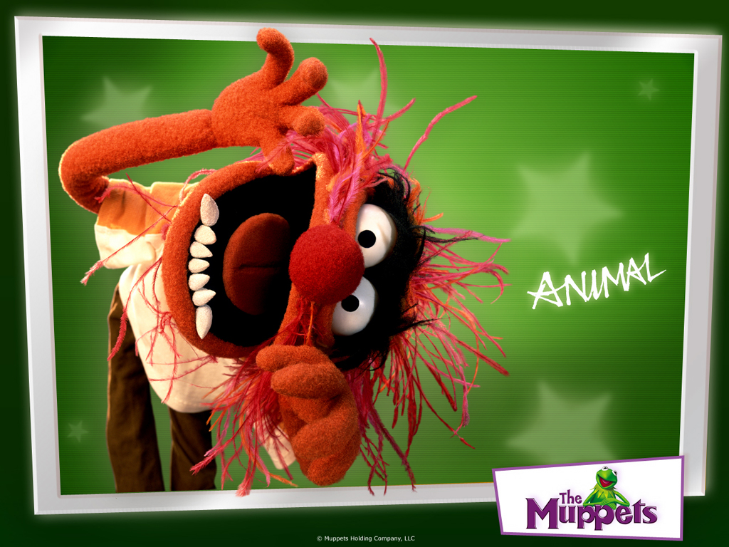 Snowy moose creations going to the muppets with friday mashup - Animal muppet images ...