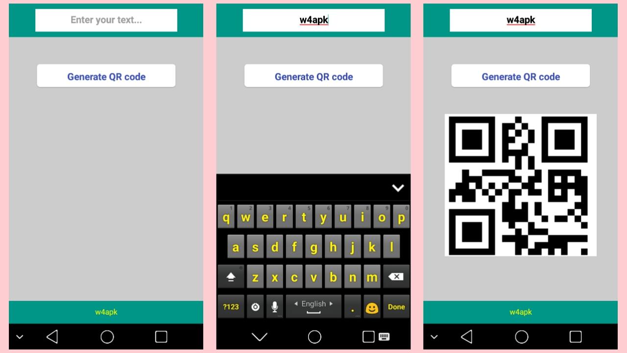 QR Code Generator AppyBuilder AIA File Free Download - W4ApK
