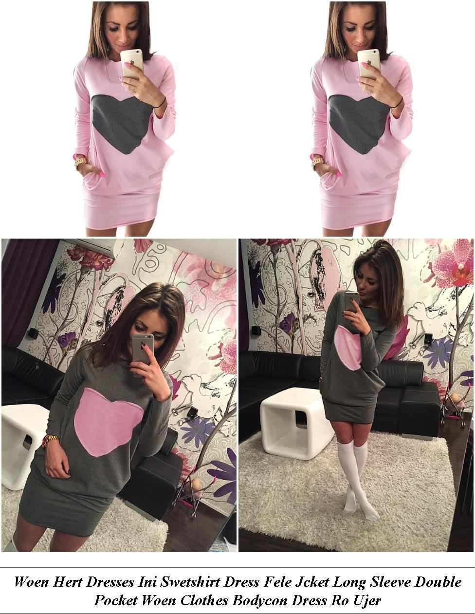 Long Sleeve Maxi Dress Lack - Clearance Sale Sites - Womens Dresses Online Uk