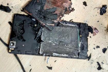 6 Alasan Mengapa Smartphone Bisa Meledak