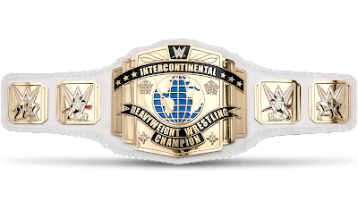 current WWE Intercontinental champion title holder