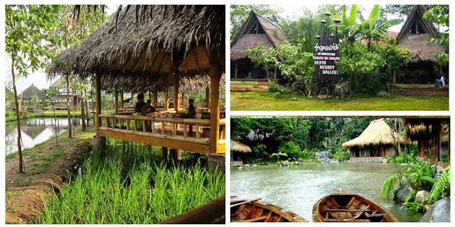 Tempat Wisata Lembang Bandung Sapu Lidi