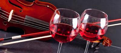 degustazione musica vino