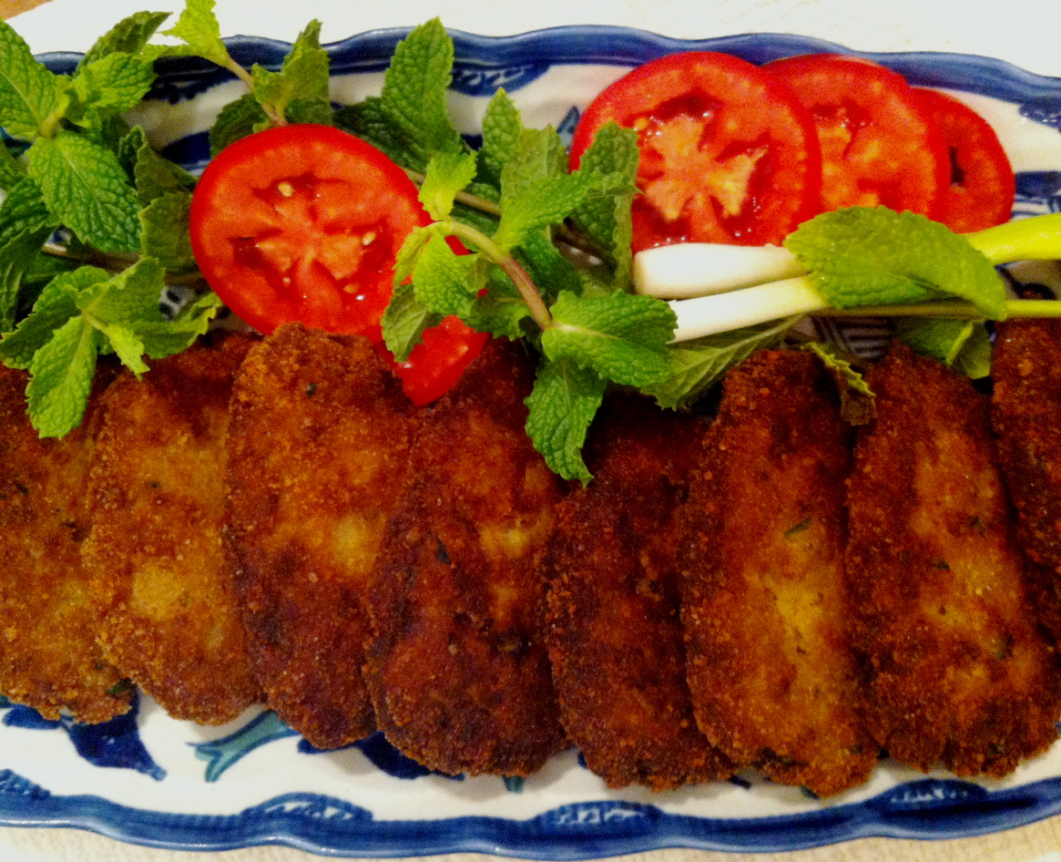 Kotlet Persian Food Recipe
