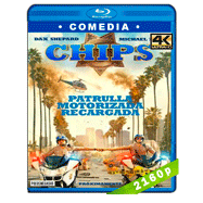 Chips: Patrulla motorizada recargada (2017) 4K Audio Dual Latino-Ingles