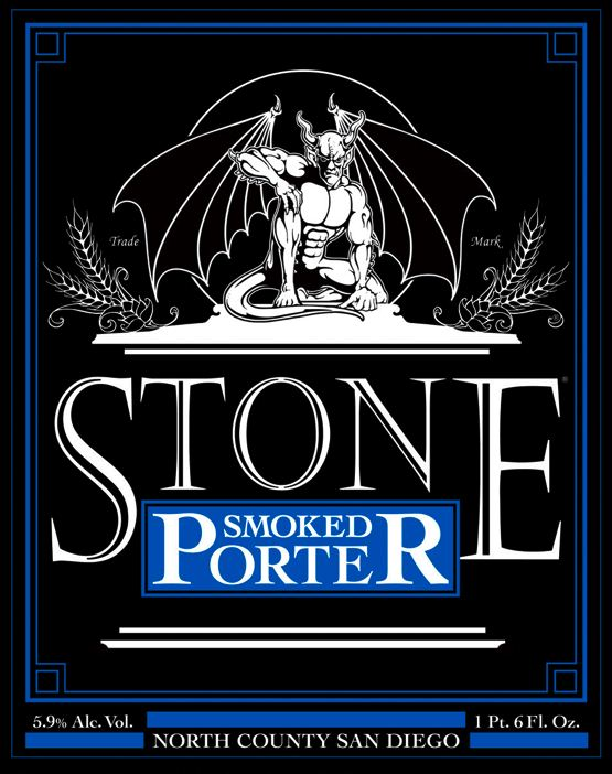 The Not So Professional Beer Blog Stone Smoked Porter Homebrew Recipe