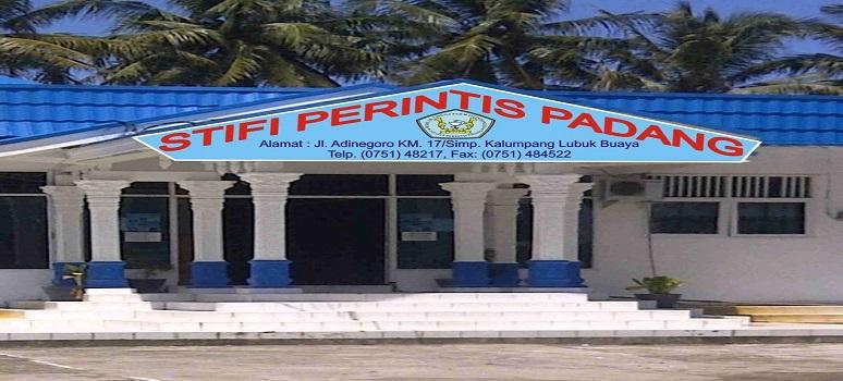 PENERIMAAN MAHASISWA BARU (STiFI Perintis Padang) SEKOLAH TINGGI FARMASI INDONESIA PERINTIS PADANG