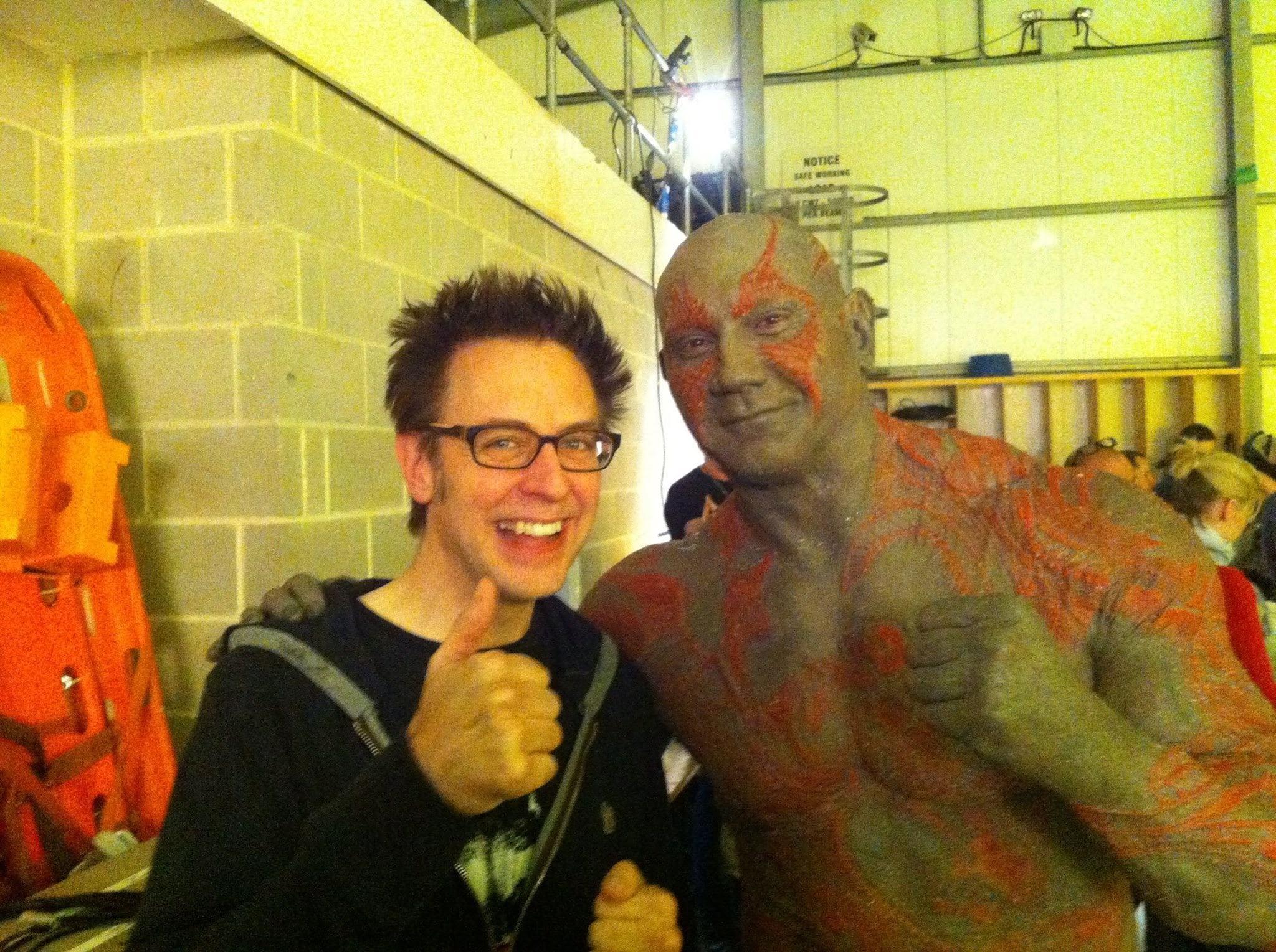 The Suicide Squad : ジェームズ・ガン監督が悪役特攻部隊を招集する「新・スーサイド・スクワッド」が、バティスタではないプロレスラーを出演者に起用 ! ! のサプライズ ! !