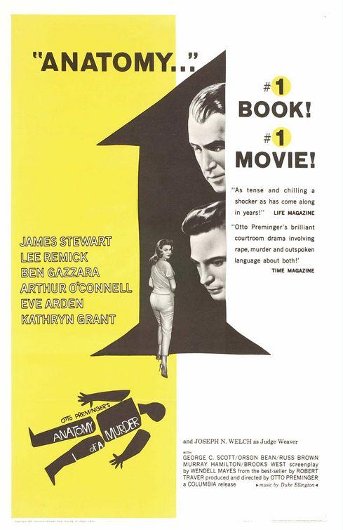 Cinemascope: Anatomy of a Murder [1959]