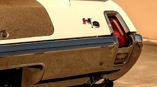 1969 Oldsmobile Cutlass Hurst Olds Taillight