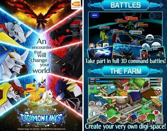 Free Download Digimon Links Mod Apk Global v2.4.4 (God Mode/High Damage)