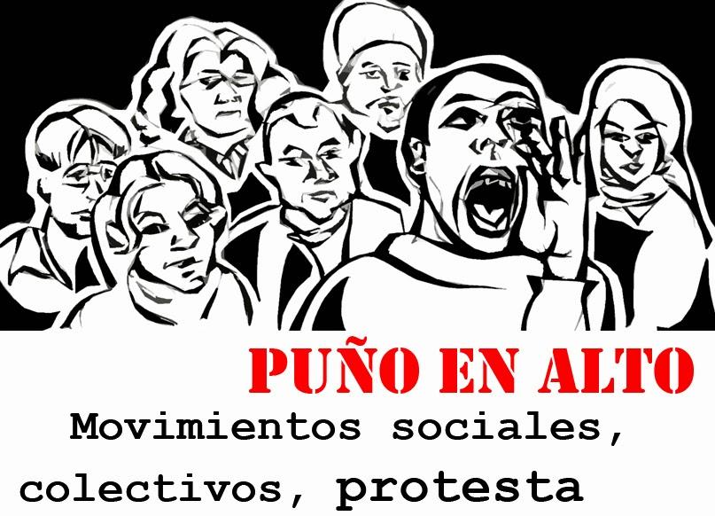 http://plumaentrometida.blogspot.co.uk/2014/01/puno-en-alto.html