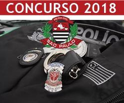 Concurso PC-SP 2018: Escrivão e Investigador