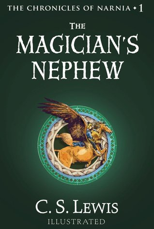 The Magician's Nephew by C.S. Lewis (5 star review)
