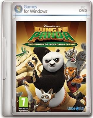 لعبة Kung Fu Panda Showdown Of Legendary Legends PC Game على ميديا فير