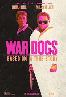 War Dogs - Poster & Trailer
