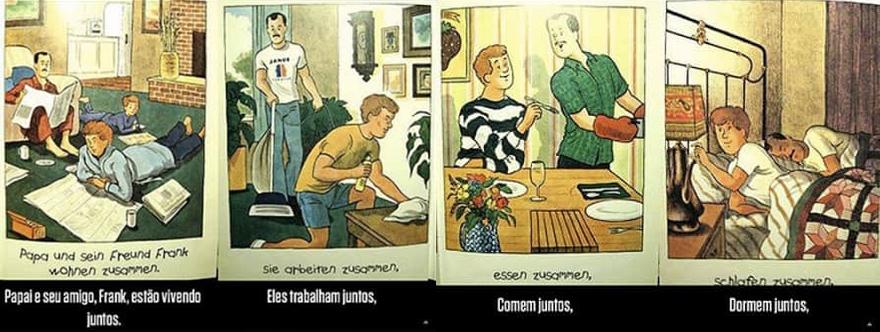 Não sabe como explicar a homossexualidade para o seu filho? Leia essa cartilha