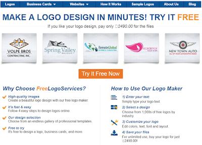 Free Logo Service Image