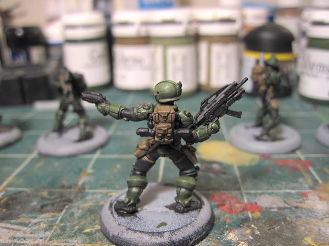 MERCS Yellowjacket Sergeant