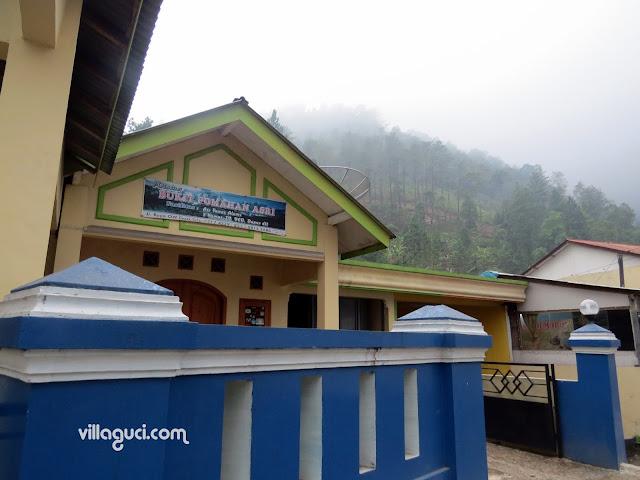 Villa Guci Pomahan Asri