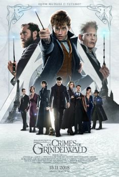 Animais Fantásticos: Os Crimes de Grindelwald (2018) Torrent – BluRay 720p | 1080p Dublado / Dual Áudio 5.1 Download