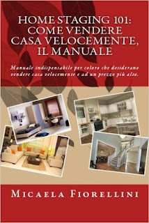 Libro ebook di home staging immagine