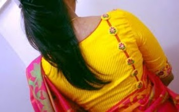 Best Trendy Latest Blouse Designs for All Sarees