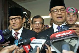Saya Berdoa Semoga Pak Anies Semakin Disukai Warga, Awet Mimpin Jakarta