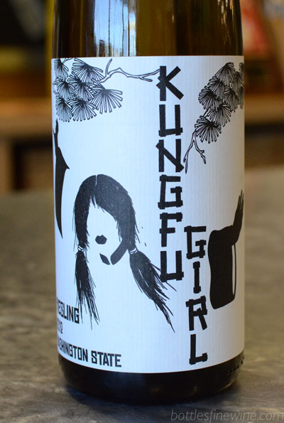 Kungfu Girl Riesling Wine