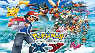 Pokémon Season 17 : The Series XY Hindi Episodes [Hungama TV] HD