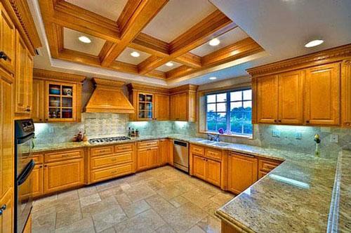 false ceiling for kitchen