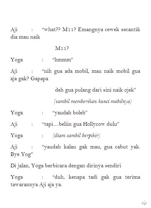 Contoh Dialog Negosiasi 3 Orang Panjang Answerplane Com