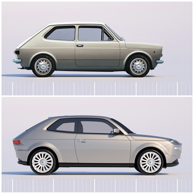 Licence To Speed For Malaysian Automotive Fiat 127 Concept