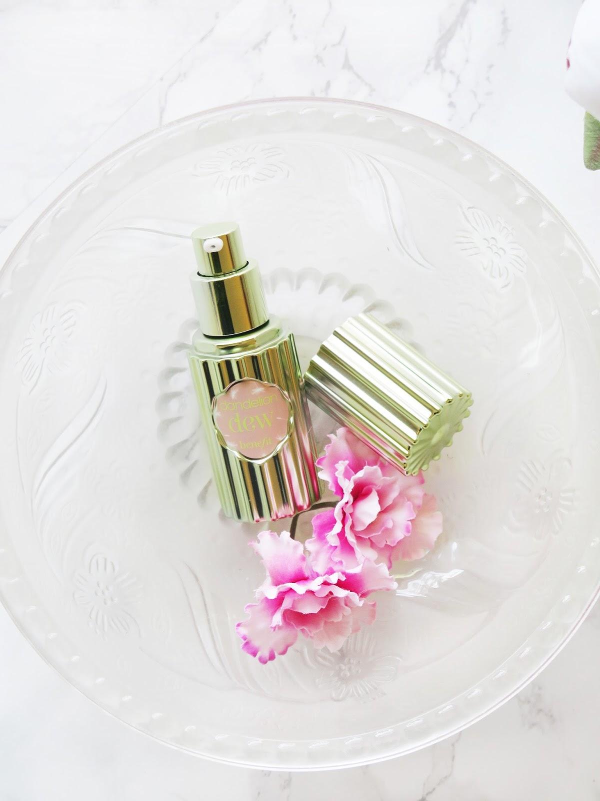 Dandelion Dreams | Benefit Cosmetics Dandelion Dew & Shy Beam | Review & Swatches | labellesirene.ca