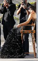kim kardashian in short wig