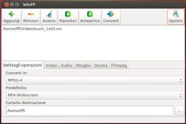 Ubuntu: Como inslar o Winff,conversor de audio e vídeo no Ubuntu/LinuxMint/Debian e derivados!