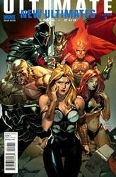Ultimates Comics New Ultimates