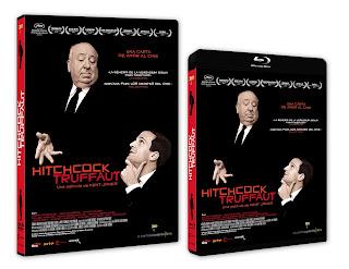 Hitchcock/Truffaut en BLU-RAY y DVD