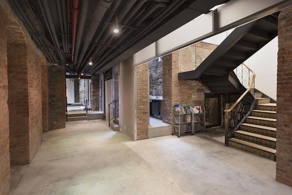 蔡國強紐約工作室