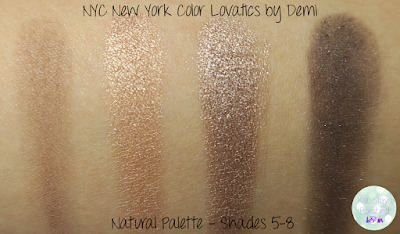 NYC New York Color - Lovatics by Demi | Kat Stays Polished