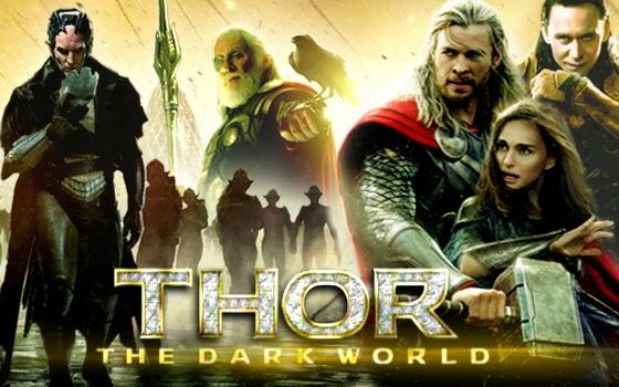 Cele Mai Bune FILME SCI-FI Ale Anului 2013 - Thor: The Dark World