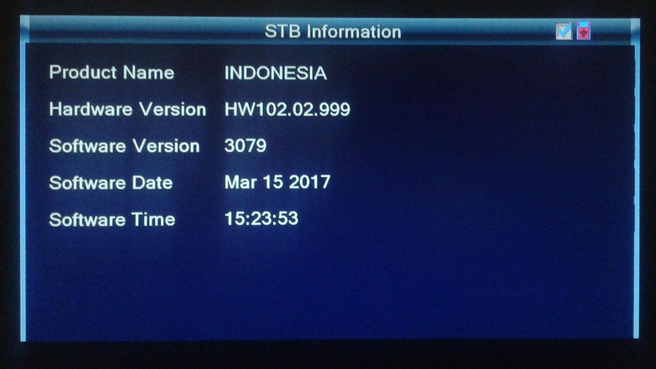 Firmware LGSat Bigbang PVR Upgrade Terbaru