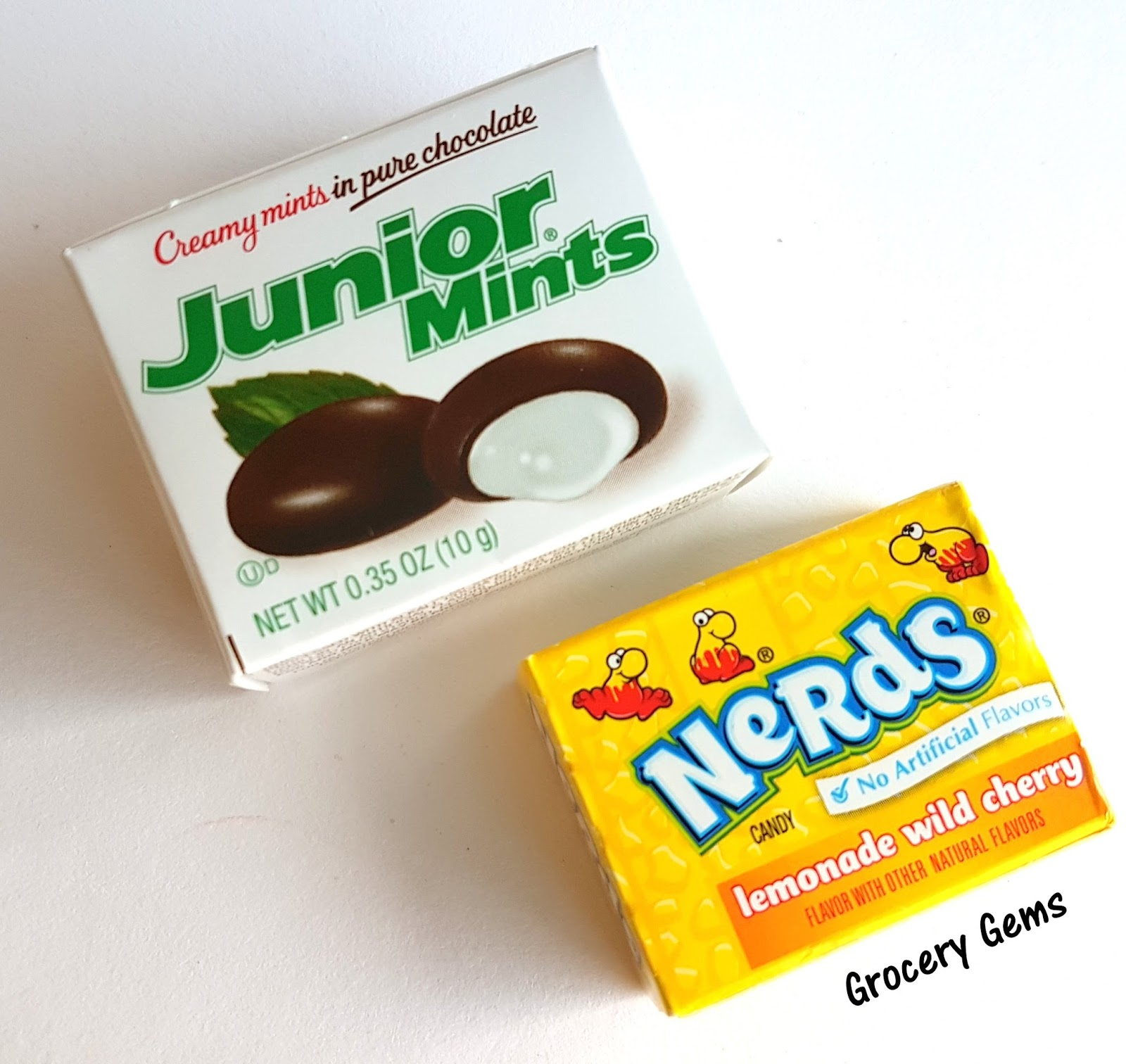 Kool Mints Chocolate